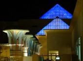 Wafi Complex, Dubai, exterior
